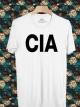 BP478 เสื้อยืด CIA