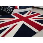 พรมปูพื้น Union Jack [50x100ซม.]