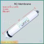 ไส้กรอง RO Membrane 75 GPD ยี่ห้อ MPT ชิ้น/ลัง