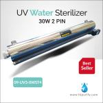 ชุดยูวี (UV Set) 30 วัตต์ แบบ 2 ขั้ว 2 ด้าน