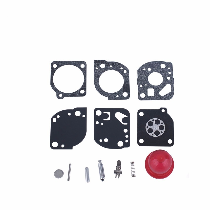 Genuine carburetor Carb Rebuild Kit For Zama C1U-W17 C1U-W17A Weedeater Cutter Trimmer Parts Free Shipping