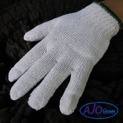 ถุงมือผ้าทอ 5 ขีด