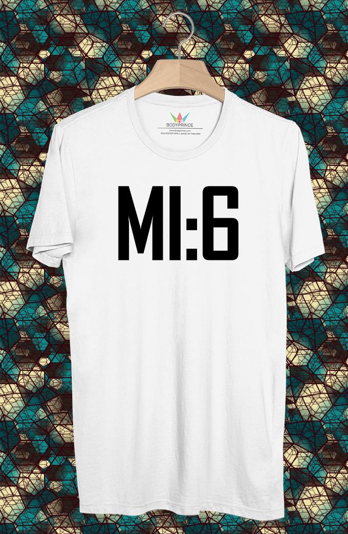 BP481 เสื้อยืด MI:6