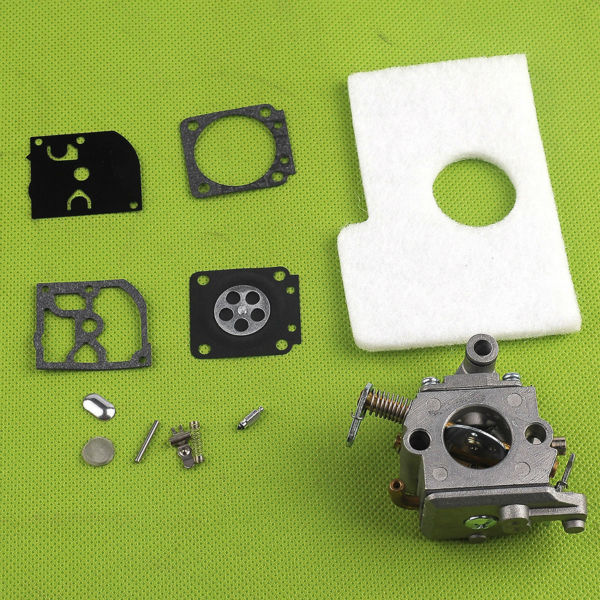 Chainsaw parts For STIHL MS170 MS180 017 018 Carburetor Carb kit Air filter 100% high quality
