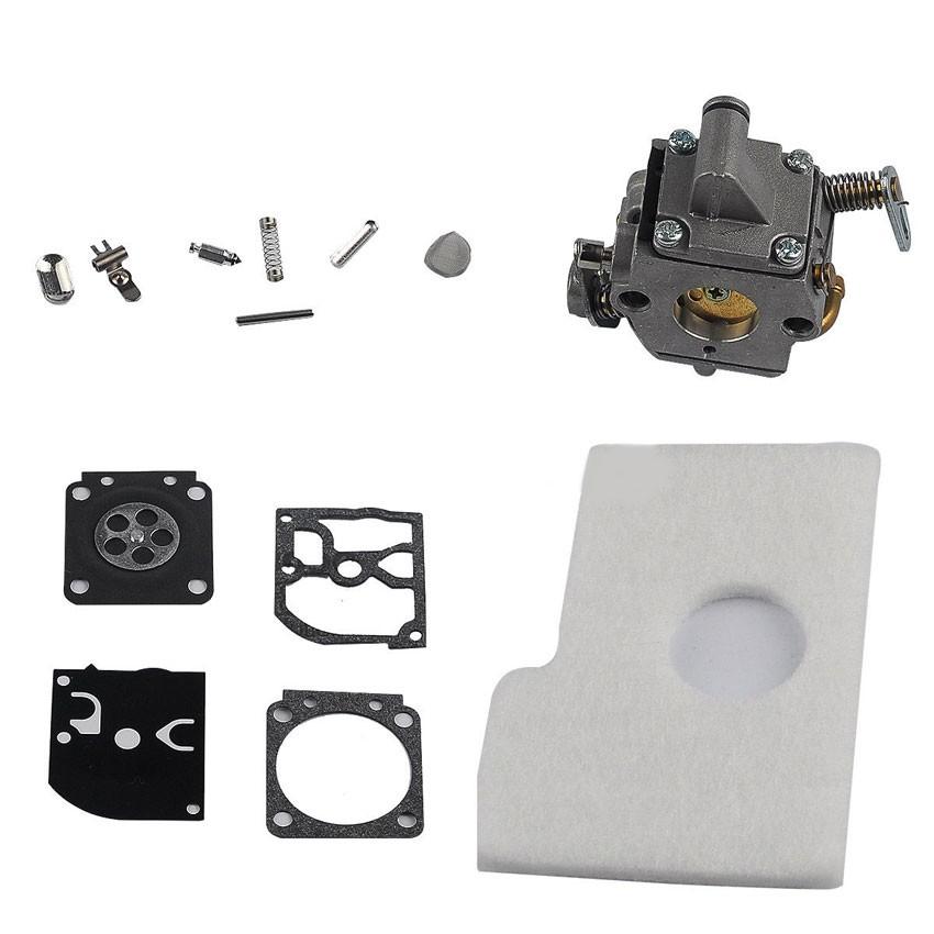 Carburetor Carb Rebuild kit For STIHL Chainsaw 017 018 MS170 MS180 ZAMA Carburettor