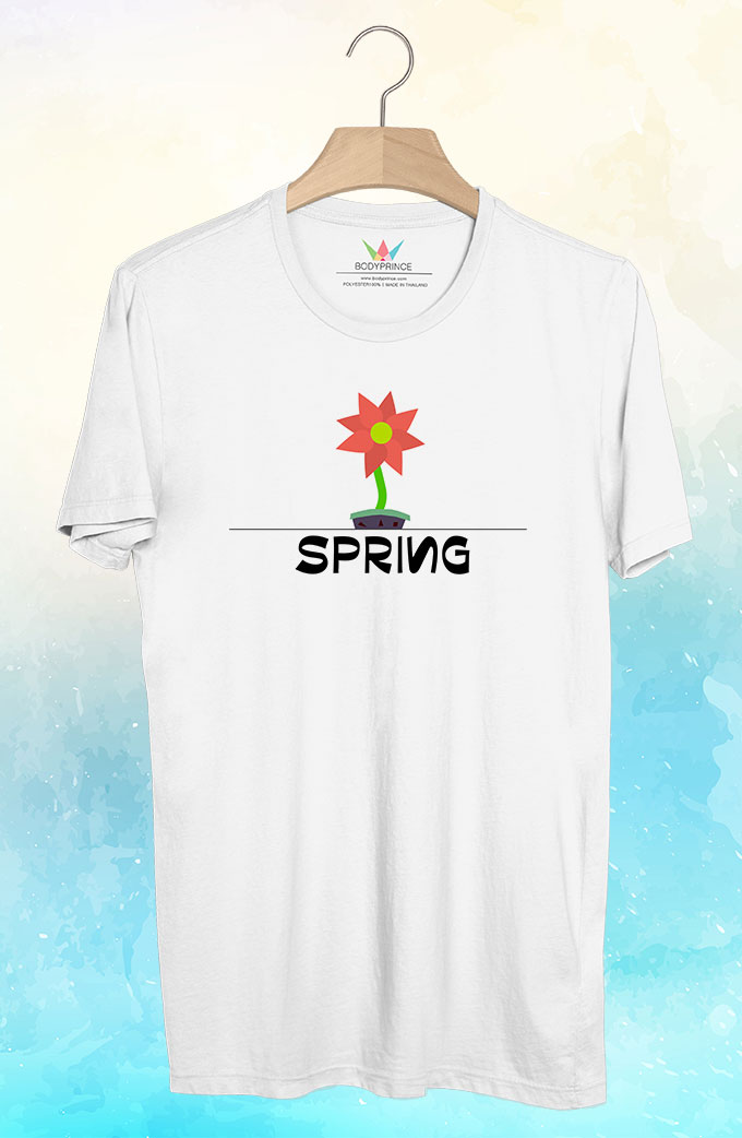 BP40 เสื้อยืด Spring Season