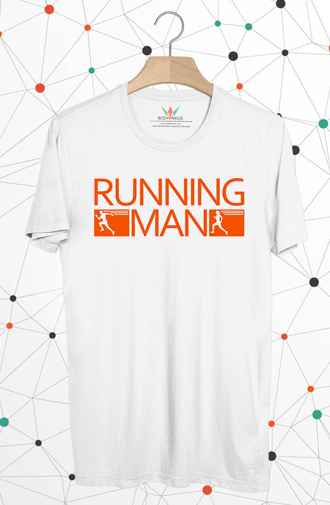 BP467 เสื้อยืด RUNNING MAN #3