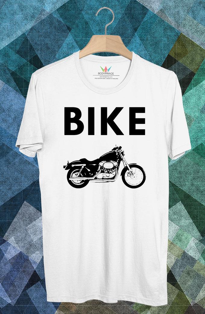 BP201 เสื้อยืด BIKE #1
