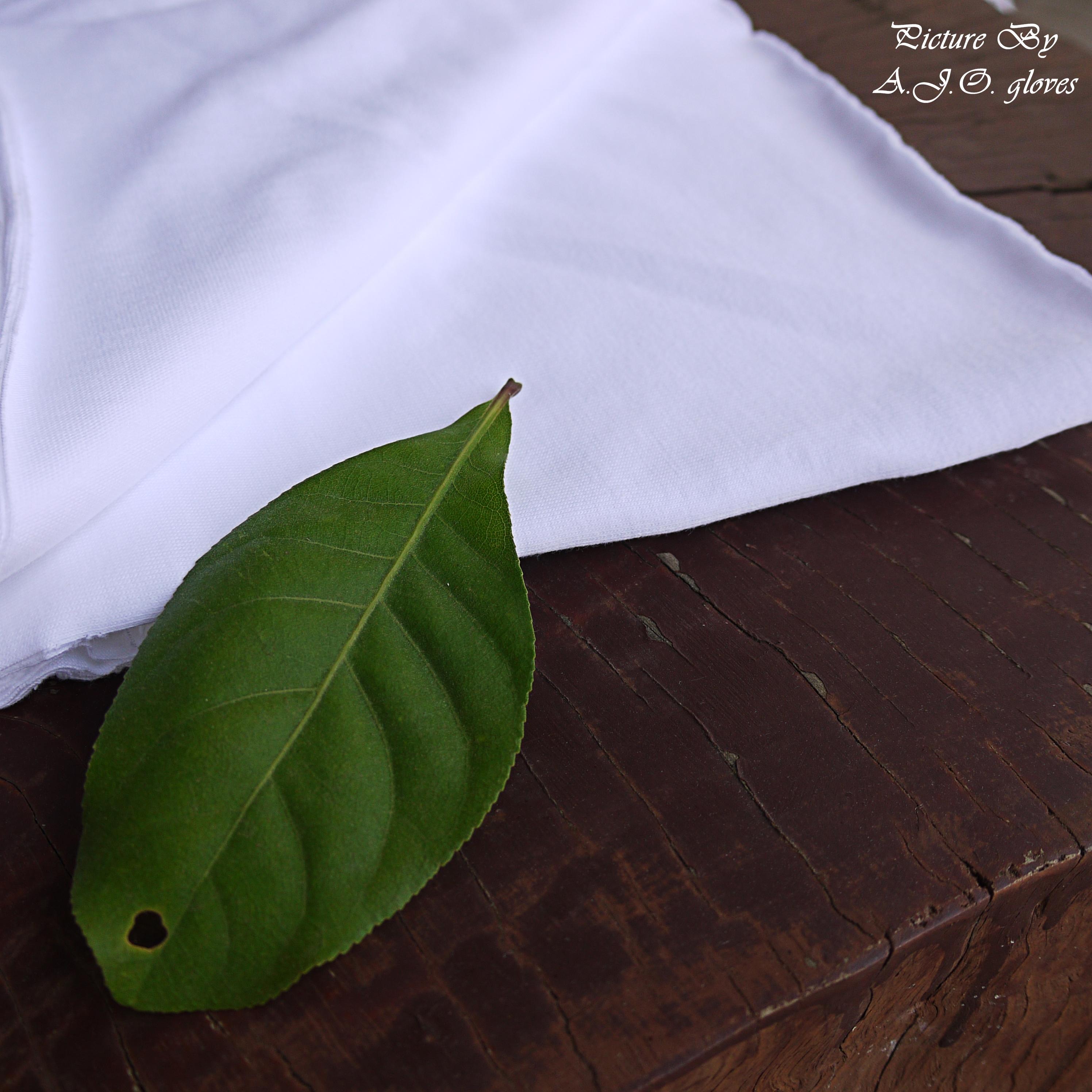 เศษผ้าขาวโพลี A4-A3