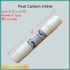 ไส้กรอง Post-Carbon 12 นิ้ว ยี่ห้อ Cascade (I Type) ชิ้น