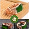 R0023แหวนหยก Tian Piyu