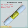 ไส้กรอง RO Membrane 50 GPD 11-12 นิ้ว ยี่ห้อ Purisys Korea (U Type) ชิ้น/ลัง