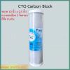 ไส้กรอง CTO Carbon 10 นิ้ว 5 ไมครอน แบรนด์ Purify ชิ้น/ลัง