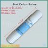 ไส้กรอง Post-Carbon 11 นิ้ว ยี่ห้อ Water Kleen (I Type) ชิ้น/ลัง