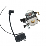 IGNITION COIL CARBURETOR For STIHL TTIMMER FS38 FS45 FS55 FS75 FS80 FS85 FC85 HT70 HS75 KM55 KM80 KM85