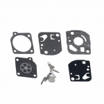 Carburetor Overhaul Rebuild Repair Kit for ZAMA RB-21 C1U Carb John Deere AM104875 ECHO 12530042030 Trimmer Blower