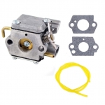 Carburetor Gasket Fuel line for MTD Troy-Bilt Craftsman Trimmer MS2550SE TB10CS TB20CS TB65SS TB70SS #753-05133