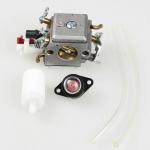 Carburetor & Fuel Filter Primer bulb For Husqvarna 340 345 346 350 353 Chainsaw 503 28 32-08