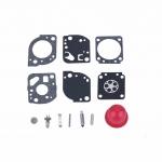 For Zama RB-117 C1U-W19 Overhaul Rebuild kit Carburetor carb fit PP025 PP26E PP125 PP325 SM705 SM706 #530071811