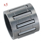 New Arrival 5pcs*Clutch Needle Bearing for STIHL MS170 MS180 MS190 MS210 MS230 MS250