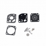 For ZAMA RB-71 CARB Rebuild Repair KIT For ECHO TC2100 SRM-251 Mantis tillers SV-4/E,B