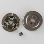 "3/8""-6T Clutch Drum Chain Sprocket+Needle Bearing For 017 018 021 023 025 MS170 MS180 MS210 MS230 MS250 Chainsaw"