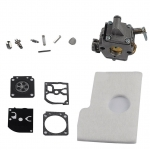 Carburetor Carb Rebuild kit For STIHL Chainsaw 017 018 MS170 MS180 ZAMA Carburettor