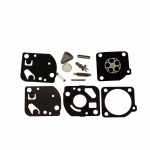 For ZAMA RB-22 Carburetor Rebuild Overhaul Repair Kit FOR ECHO SRM2301 HC1500 OREGON 49-892 # C1U-K10A, C1U-K12 Chainsaws