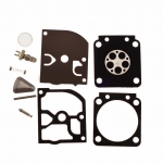 C1Q-H17 Carburetor Carb Rebuild Overhaul Repair Kit For C1Q-H17 Carburador ZAMA RB 46 RB-46 Trimmer Parts