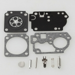 New Zama RB-168 Carburetor Carb Repair Rebuild kit For C1M-W44 RB168 ZAMA