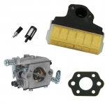 FOR STIHL 021 MS210 023 025 MS230 MS250 Chainsaw parts Carburetor Carb Air Filter Spark Plug