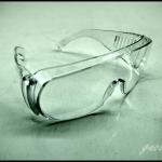 แว่นตาใส