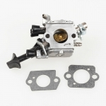 Replacement Zama C1Q-S210B Carburetor with Rebuild Gasket for stihl BR350 BR430 SR430 SR450 Backpack Blower