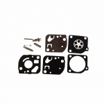 For Zama RB-26 Carb Carburetor Rebuild Kit Fit C1U-K20 K21 K23 K34 SK11 SK12 SK13 SK14 Chainsaws Free Shipping
