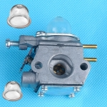 New Carburetor Carb & Bulb 753-06190 MTD Cub Cadet Troy Bilt Yard Machine Weedeater Craftsman Ryobi For Walbro WT-973