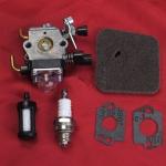 CARBURETOR CARBURADOR GASKET FOR STIHL FS38 FS45 FS46 FS55 FC55 FS74 FS75 FS76 FS80 KM55 KM80 KM85 Carb ZAMA C1Q-S143 C1Q-S153