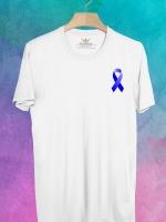 BP416 เสื้อยืด Blue Ribbon