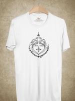 BP102 เสื้อยืด ยันต์สาริกา