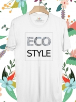 BP227 เสื้อยืด ECO STYLE #3