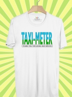 BP364 เสื้อยืด TAXI-METER #6