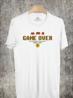 BP170 เสื้อยืด GAME OVER #4