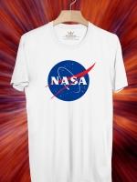 BP406 เสื้อยืด NASA