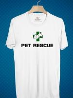 BP67 เสื้อยืด Pet Rescue