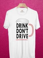 BP200 เสื้อยืด DRINK DON'T DRIVE MUG