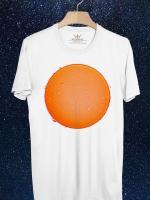 BP393 เสื้อยืด Sun:ดวงอาทิตย์