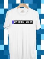 BP486 เสื้อยืด Political Rights
