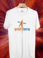 BP408 เสื้อยืด ISRO