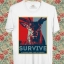 BP100 เสื้อยืด SURVIVE