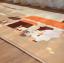 พรมปูพื้นลายหมีสีน้ำตาลสุดน่ารัก (ขนาด 90x185 ซม.) thumbnail 12