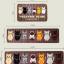 พรมปูพื้นสีน้ำตาล ลายแมว (ขนาด 50x180 ซม.) thumbnail 3